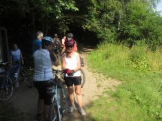 Cyklistický výlet TJ Sokol, Podomí 2015.