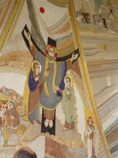 Turzovka, oltář vnovém kostele