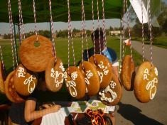 Podomské Prďák, ručně vyráběné azdobené medaile - každý kus je originál