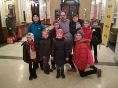 """""""Jak jsem seztratil"""" návštěva divadelního představení vMahenově divadle."""