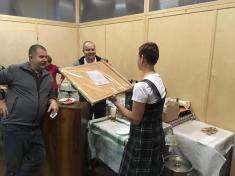 Podomské mlaskání 2019, 3.místo zavšechny pokrmy, Mirek Piňos
