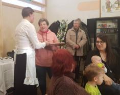 Podomské mlaskání 2020, 1.místo chléb - Kateřina Ludlová.