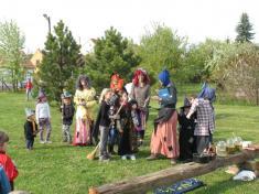 Čarodějnická škola 2011.