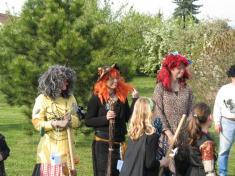 Čarodějnický sbor 2011.