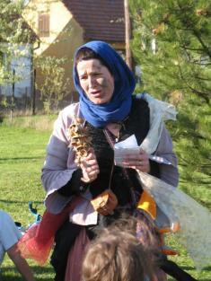 Kryndypýna Přelétavá, pálení čarodějnic 2012.