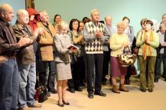 Setkání vMoravském zemském muzeu