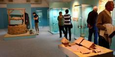 """Setkání vMoravském zemském muzeu - výstava """"Bystřec - založení, život azánik středověké vsi"""""""