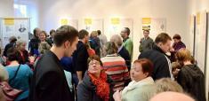 Slavnostní otevření Stálé expozice historie Podomí ajeho významných rodáků